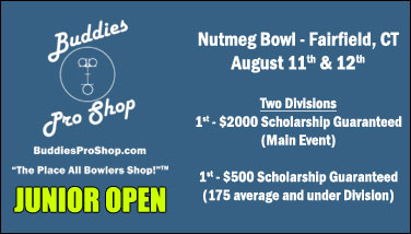 Buddies Pro Shop JUNIOR OPEN - August 11th and 12th