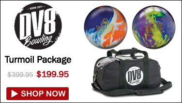 DV8 Turmoil Package - ON SALE FOR $199.95